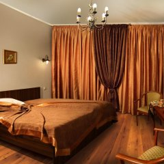 Мини-Отель Капитель Стандартный номер с 2 отдельными кроватями фото 2