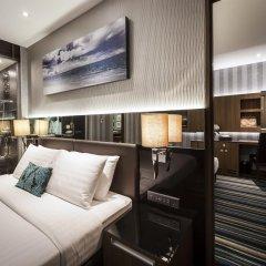 Отель The Continent Bangkok by Compass Hospitality 4* Стандартный номер с различными типами кроватей фото 29