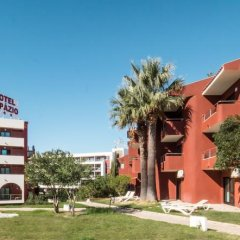 Topazio Mar Beach Hotel And Apartments Албуфейра фото 3