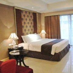 Отель FuramaXclusive Sukhumvit 4* Номер Премиум с двуспальной кроватью