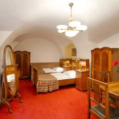 Hotel Waldstein 4* Номер Делюкс с различными типами кроватей фото 3