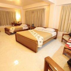 Hupin Hotel Nyaung Shwe 3* Стандартный номер с различными типами кроватей фото 4