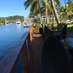 Отель Club Oceanus Вити-Леву приотельная территория фото 2