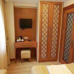 Sirkeci Park Hotel 3* Стандартный номер с двуспальной кроватью фото 4