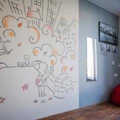 Хостел География Казань Кровать в общем номере двухъярусные кровати фото 26