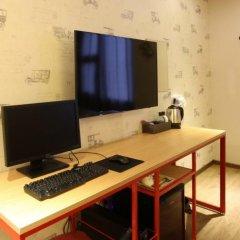K City Hotel 3* Номер Делюкс с различными типами кроватей фото 5