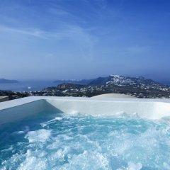 Отель Zannos Melathron Греция, Остров Санторини - отзывы, цены и фото номеров - забронировать отель Zannos Melathron онлайн бассейн фото 2