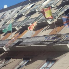 Hostel Turisol Барселона спортивное сооружение