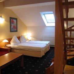 Hotel Máchova 3* Люкс с различными типами кроватей фото 7