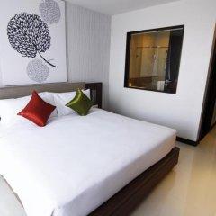 Отель Aspira Prime Patong 3* Улучшенный номер двуспальная кровать фото 6