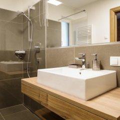 Отель Ferienwohnungen Christine Авеленго ванная
