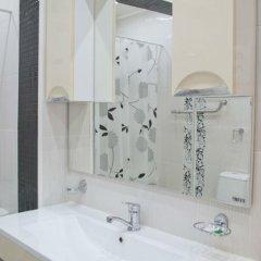 Апартаменты Murmansk City Center VIP Apartments Мурманск ванная
