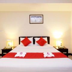Отель Silver Resortel Номер Эконом с двуспальной кроватью фото 21