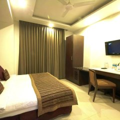 Hotel Le Roi 3* Номер Делюкс с различными типами кроватей фото 3
