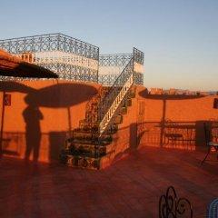 Отель Le Sauvage Noble Марокко, Загора - отзывы, цены и фото номеров - забронировать отель Le Sauvage Noble онлайн бассейн фото 3