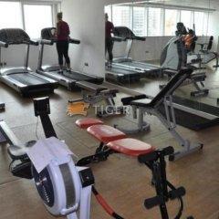Отель Marina Pinnacle фитнесс-зал
