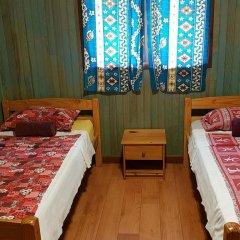 Отель Moorea Surf Bed and Breakfast 2* Стандартный номер с различными типами кроватей фото 2