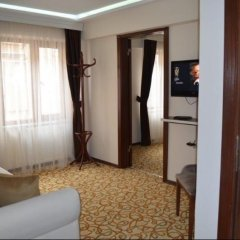 Perama Hotel 3* Люкс с различными типами кроватей фото 5