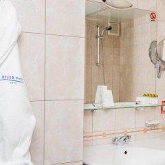 River Park Hotel 3* Стандартный номер с двуспальной кроватью фото 9