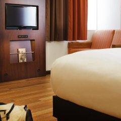 Отель ibis London Luton Airport 3* Стандартный номер с различными типами кроватей фото 9