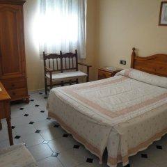 Отель Hostal Málaga Стандартный номер с двуспальной кроватью фото 6