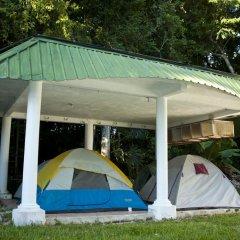 Hotel Jaguar Inn Tikal парковка