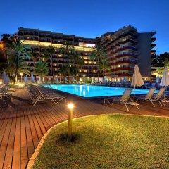 Hotel Riu Palace Bonanza Playa бассейн фото 9