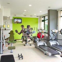 Hill Hotel фитнесс-зал фото 4