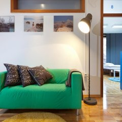 Hostel Bureau комната для гостей фото 4