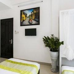 Отель Coconut Hamlet Homestay удобства в номере