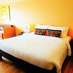 Отель Baan Laimai Beach Resort 4* Номер Делюкс разные типы кроватей фото 43