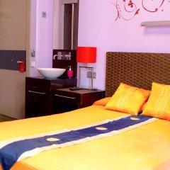 Отель Madrid House комната для гостей фото 5