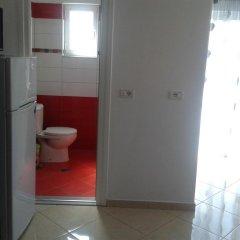 Отель Vila Ester Албания, Ксамил - отзывы, цены и фото номеров - забронировать отель Vila Ester онлайн ванная