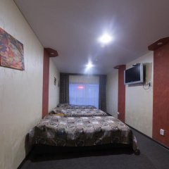 Отель Кентавр Кровать в общем номере фото 5