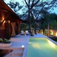 Отель Ananta Thai Pool Villas Resort Phuket 3* Вилла разные типы кроватей фото 6