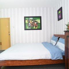 Отель Ken's House Backpackers Downtown 2 2* Номер Делюкс фото 10