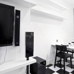 Апартаменты Goodnight Warsaw Apartments Wilcza 26a Студия с различными типами кроватей