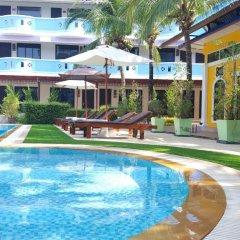 Отель Blue Carina Inn 3* Номер Делюкс фото 9