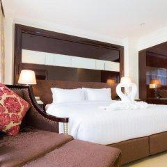 Отель LK President Номер Делюкс с различными типами кроватей фото 10