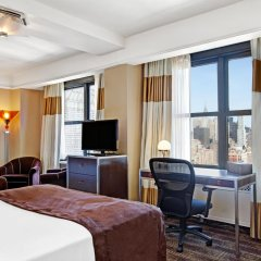 The New Yorker A Wyndham Hotel 2* Стандартный номер с различными типами кроватей фото 4