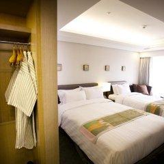 Best Western Premier Seoul Garden Hotel 4* Улучшенный номер с различными типами кроватей фото 3