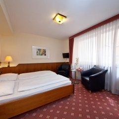 Novum Hotel Ravenna Berlin Steglitz комната для гостей фото 3