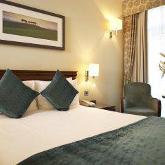 Отель The Rembrandt 4* Номер Classic с различными типами кроватей фото 2
