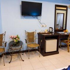 Отель The Grand Orchid Inn 2* Семейный номер Делюкс разные типы кроватей фото 6