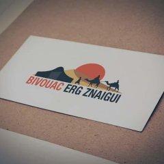 Отель Bivouac Erg Znaigui Марокко, Мерзуга - отзывы, цены и фото номеров - забронировать отель Bivouac Erg Znaigui онлайн интерьер отеля