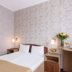 Гостиница Мариот Медикал Центр 3* Стандартный номер с двуспальной кроватью фото 5