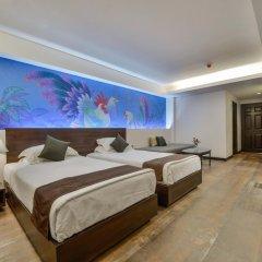 Отель The Grand Sathorn 3* Номер Делюкс с различными типами кроватей фото 6
