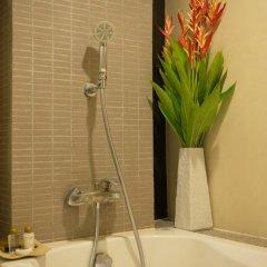 Отель Buri Tara Resort 3* Улучшенный номер с различными типами кроватей фото 10
