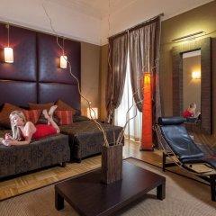 Hotel Morgana 4* Номер Делюкс фото 2
