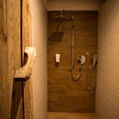Отель Thomashof Горнолыжный курорт Ортлер ванная фото 2